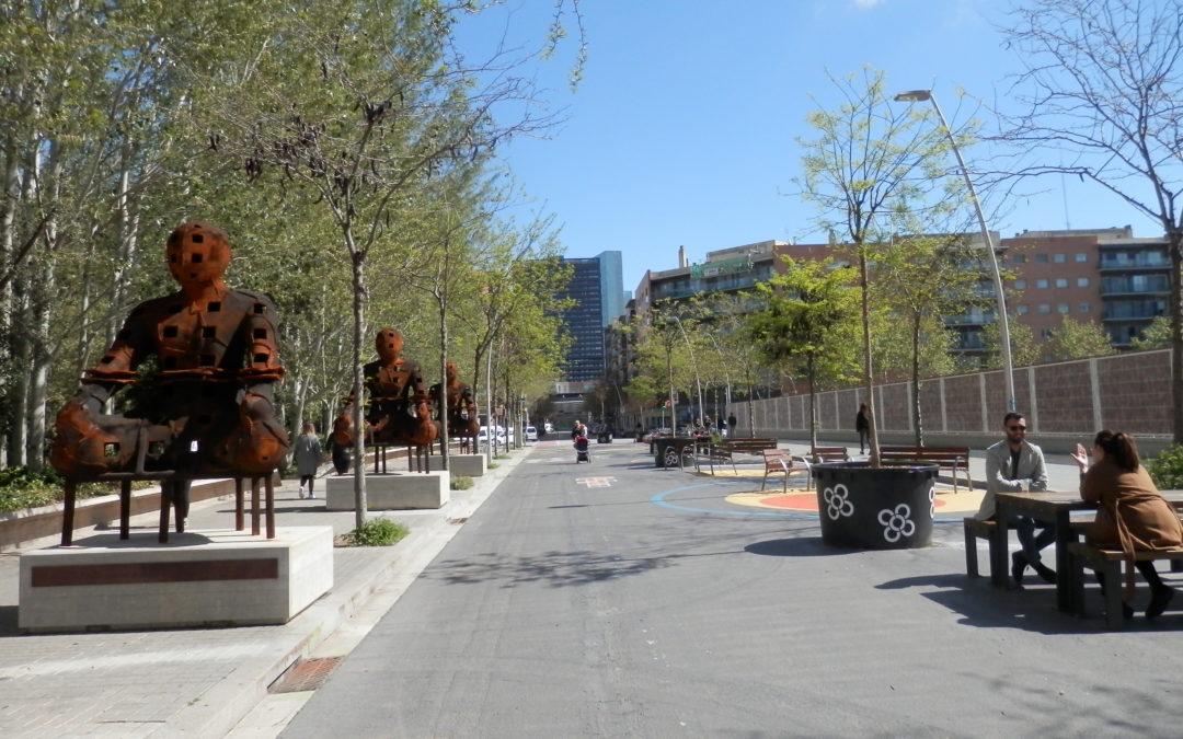 L'alumnat de l'institut Maria Espinalt es trobarà per fomentar espais públics inclusius