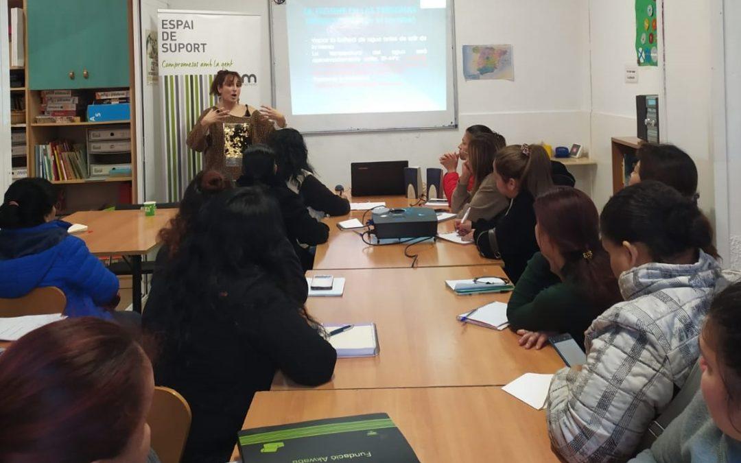 Comencem cursos d'inserció laboral per a persones migrades